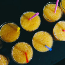 Third Annual Cider Slush